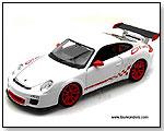 BBurago Diamond - Porsche 911 GT3 RS 1:18 scale die-cast collectible model car by TOY WONDERS INC.