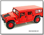Maisto Premiere - Hummer 4-Door Wagon 1:18 scale die-cast collectible model car by TOY WONDERS INC.