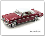 SIGNATURE MODELS - 1955 Chrysler Imperial 1:18 scale die-cast collectible model car by TOY WONDERS INC.