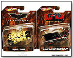 Mattel Hot Wheels Batman - Batmobile Assortment 1:50 scale die-cast model by TOY WONDERS INC.