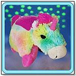 Pillow Pets Plush Dream Lites NightLite Rainbow Unicorn by CJ PRODUCTS