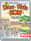 Draw Write Now Book Eight by BARKER CREEK PUBLISHING
