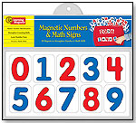 Magnetic Numbers and Math Signs by BARKER CREEK PUBLISHING