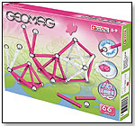 Geomag Pink - 66 pc by REEVES INTL. INC.