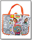 Color A Tote Bag - Paisley by ALEX BRANDS