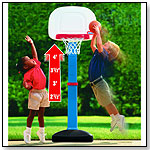 TotSports Easy Score Basketball Set by LITTLE TIKES INC.
