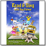 Read & Sing with Hap Palmer: Musical Picture Books for Young Children by HAP-PAL MUSIC INC.