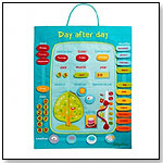 Day After Day Calendar by LILLIPUTIENS