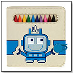 Artist Journal - Robot by P'KOLINO