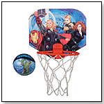 The Avengers Mini Basketball Hoop Set by FRANKLIN SPORTS INC.