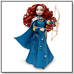 Disney/Pixar Brave Gem Styling Merida Doll by MATTEL INC.