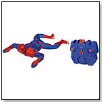 The Amazing Spider-Man Remote Control Speed-Climbing Spider-Man Figure by HASBRO INC.