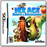 Ice Age: Dawn of the Dinosaurs for Nintendo DS by ACTIVISION