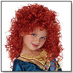 Disney/Pixar Brave Merida's Wig Set by CREATIVE DESIGNS INTERNATIONAL LTD.