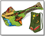 Neat-Oh!® ZipBin® Dinosaur Bring Along Backpack (Dark Green) by NEAT-OH! INTERNATIONAL LLC