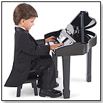 The Learn To Play Baby Grand Piano by HAMMACHER SCHLEMMER