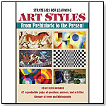 Strategies for Learning Art Styles: From Prehistoric to the Present by CRYSTAL PRODUCTIONS