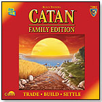Settlers of Catan Family Edition by MAYFAIR GAMES INC.