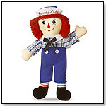 """16"""" Raggedy Andy Classic - Large by AURORA WORLD INC."""