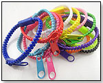 HipZips™ Zipper Bracelets by CONFETTI & FRIENDS