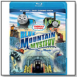 Thomas & Friends: Blue Mountain Mystery the Movie Combo Pack DVD + Blu-ray by HIT ENTERTAINMENT