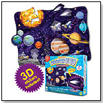 Puzzle Doubles! Discover It! 3D Space Floor Puzzle by THE LEARNING JOURNEY INTERNATIONAL