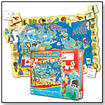 Puzzle Doubles! Find It! Canada by THE LEARNING JOURNEY INTERNATIONAL