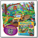 Puzzles in Motion - Click It! Rainforest by THE LEARNING JOURNEY INTERNATIONAL