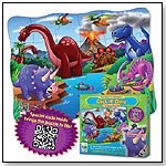 Puzzles in Motion! Click It! Dino by THE LEARNING JOURNEY INTERNATIONAL