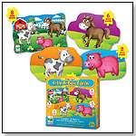 Step Ups! 4-In-A-Box Farm by THE LEARNING JOURNEY INTERNATIONAL