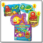 Step Ups! 4-In-A-Box Ocean by THE LEARNING JOURNEY INTERNATIONAL