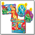 Step Ups! 4-In-A-Box Dino by THE LEARNING JOURNEY INTERNATIONAL