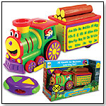 Remote Control Shape Sorter - Animal Express Train by THE LEARNING JOURNEY INTERNATIONAL