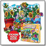 Puzzle Doubles - 3D Discover It! Floor Puzzles Bugs by THE LEARNING JOURNEY INTERNATIONAL