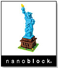 nanoblock Statue of Liberty by OHIO ART CO.