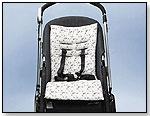Cush 'n Go Memory Foam Stroller Cushion by BABY BEEHAVIN