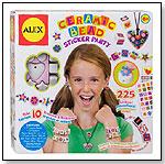 Ceramic Bead Sticker Party by ALEX BRANDS