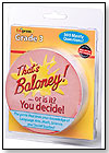 That's Baloney Game by EDUPRESS