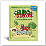 Crunch a Color Conversation Starters by TINY GREEN BEE LLC