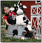 """25"""" Chunky Cord Cow by MAISON CHIC"""
