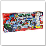 GeoTrax Christmas In ToyTown RC Train Set by FISHER-PRICE INC.