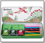 Finger Printing Art Set - Dinosaurs by NATURAL PRODUCTS LTD