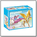 Playmobil Magic Castle - Princess with Pegasus Carriage by PLAYMOBIL INC.