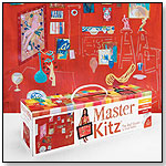 MasterKitz - The Red Studio by Henri Matisse by KIDZAW INC