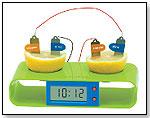 Discovery Kids Digi Fruit Clock by GAMENAMICS INC