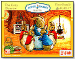 Peter Rabbit - Cozy Burrow Floor Puzzle by NEW YORK PUZZLE COMPANY LLC