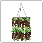 WallPops for Baby Monkeying Around Chandelier by BREWSTER HOME FASHIONS