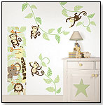 WallPops for Baby Monkeying Around Wall Art Kit by BREWSTER HOME FASHIONS