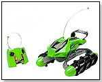 Hot Wheels Terrain Twister Radio-Controlled Vehicle, Green by MATTEL INC.
