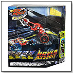 Air Hogs Hover Assault Radio-Controlled Helicopter, Black by SPIN MASTER TOYS